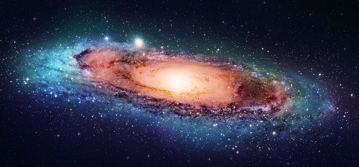 Andromeda Galaxy had a much more Violent History than Milky Way