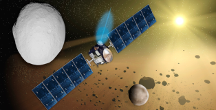 NASA's Dawn Probe Approaches Dwarf Planet Ceres Will We Find Life