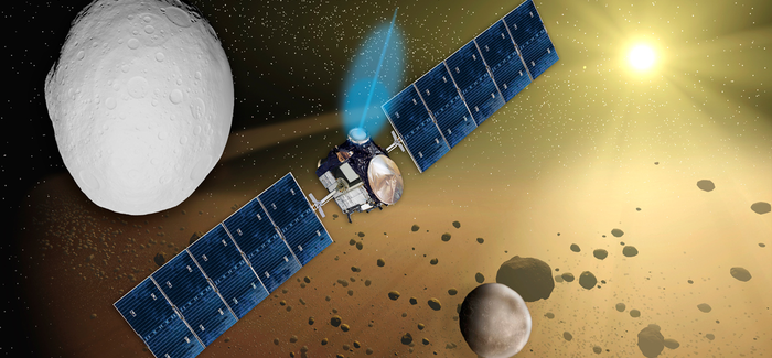 NASA's Dawn Probe Approaches Dwarf Planet Ceres: Will We Find Life?