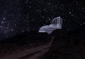 'World's Largest Camera' Ever will be Pointed at the Sky