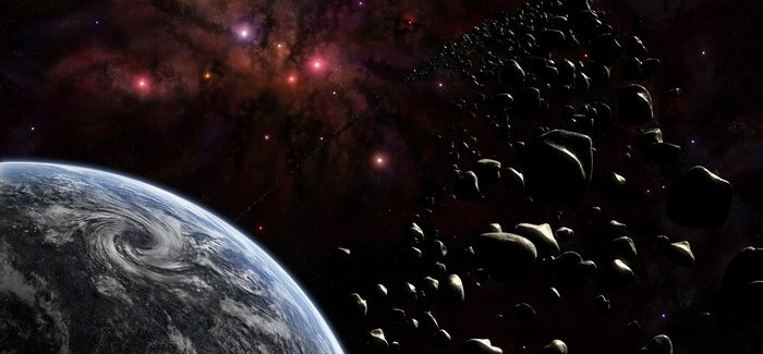 Young Asteroids Predicts the Fate of Our Planet