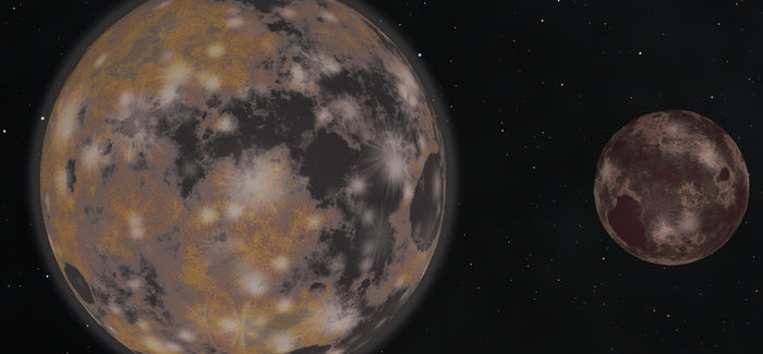 New Video of Pluto and Charon ~ The Wobbly Dance
