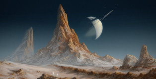 Alien Life could Exist on Saturn's Moon Titan, Say Scientists