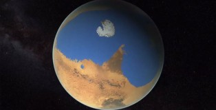 Mars Once had more Water than the Earth's Arctic Ocean, NASA Say