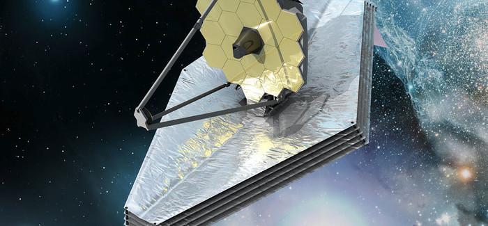 Meet James Webb Space Telescope