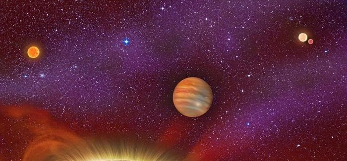 NASA Finds A Massive Exoplanet with 4 Parent Stars