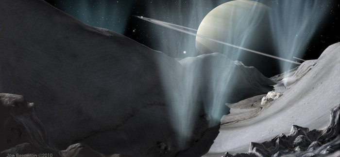 Saturn's Moon Enceladus could be Perfect for Life, New Study Suggests