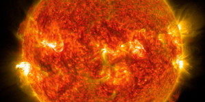 Sun Releases Its First X-Class Monster Flare Of The Year