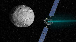The Dawn Mission Nears Ceres