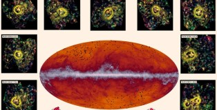 Cosmologists Discovered Hundreds Of Young Galaxy Clusters In Distant Universe