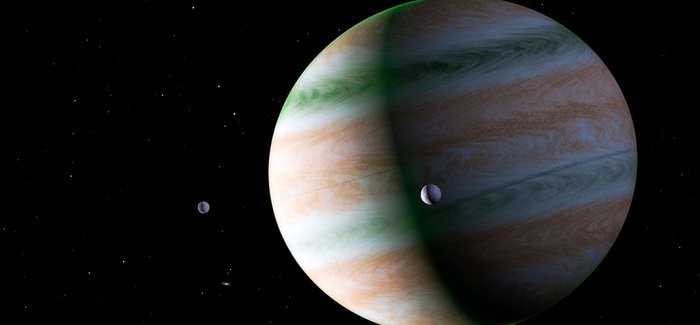 Astronomers Discover Strange Gas Giant Planet Orbiting a Tiny Star