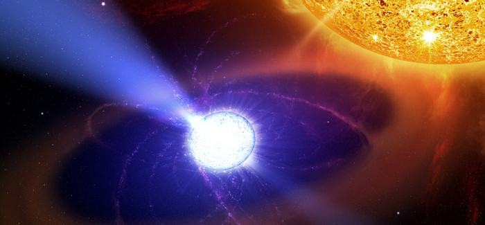 Astronomers Discover Unique Binary Pulsar System With The Widest Orbit Ever