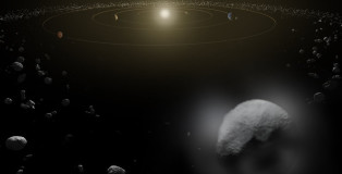 Dawn Is Closer To The Dwarf Planet ~  Stunning New Image Of Ceres
