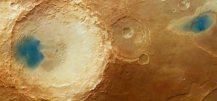 ESA Observed Weird Blue Patches On Mars' Surface. What Are These?