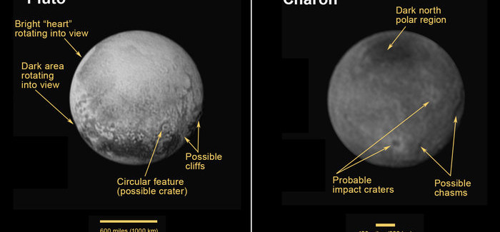 New Horizons Is At Less Than One Day Away From Pluto. New Intriguing Image