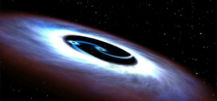 Astronomers Find A Binary Black Hole Inside Closest Quasar