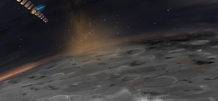 Dawn Spacecraft Finds A Strange Pyramid On Ceres