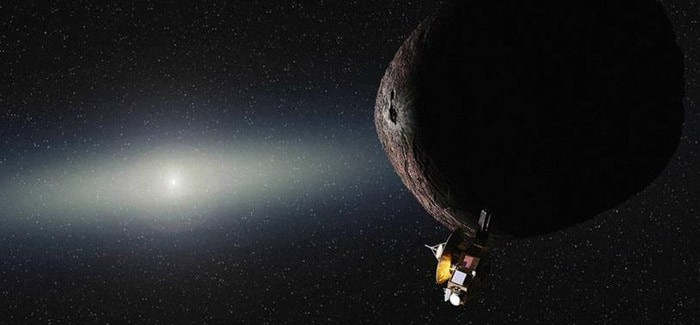 New Horizons Next Target: Planetoid 2014 MU69 A Billion Miles Beyond Pluto