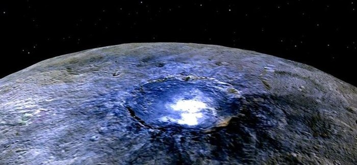 Finally, Scientists Unravel The Mystery Of Ceres Bright Spots