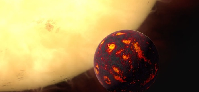 Astronomers Just Analyzed Super-Earth Atmosphere And It's Not Pretty