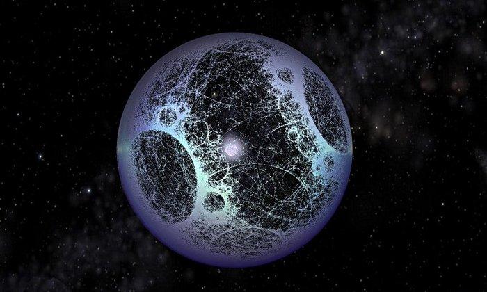 KIC 8462852 Star Dyson Sphere